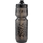 Whisky Parts Co. Purist Water Bottle: 26oz Logo Smoke