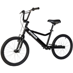 "Strider 20"" Sport Balance Bike: Black"