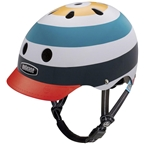 Nutcase Little Nutty MIPS Child Helmet: Radio Wave, XS