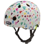 Nutcase Baby Nutty Child Helmet: Happy Hearts, 2XS