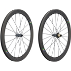 Ritchey WCS Apex 50 Tubeless Wheelset: 700c, Shimano, Black