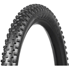 "Vee Tire Co. Crown Gem Junior Mountain Tire: 20 x 2.8"" 120tpi Tubeless Ready DC Compound, Folding Bead, Black"