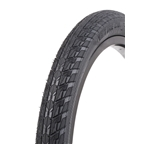 "Vee Tire Co. SpeedBooster BMX Tire: 20 x 1-1/8"" Folding Bead Black"
