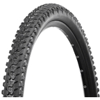 "Vee Tire Co. Rail Escape Tire: 29 x 2.25"" 120tpi Tubeless Ready, DC Compound with Skinwall Synthesis, Folding Bead, Black"