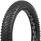 "Vee Tire Co. Snow Avalanche Studded Fat Bike Tire: 26"" x 4.8"" 120tpi Folding Bead Silica Compound, Tubeless Ready, Black"