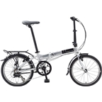 "Dahon Mariner D8 20"" Folding Bike Quicksilver"