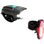 NiteRider Swift 300 and Sabre 80 Headlight and Taillight Set