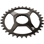 RaceFace Narrow Wide Chainring: Direct Mount CINCH, 32t, Black