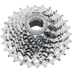 microSHIFT G11 Cassette 11-Speed 11-28T with Spider, Chrome