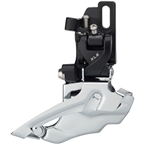 microSHIFT XLE Front Derailleur 10-Speed Double, 44T Max, Direct Mount, Shimano Dynasys Compatible