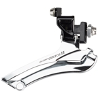 microSHIFT Centos Front Derailleur 11-Speed Double, Braze-On, Shimano Compatible