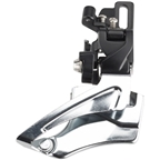 microSHIFT MarvoLT Front Derailleur 9-Speed Double, 42T Max, Direct Mount, Shimano Compatible