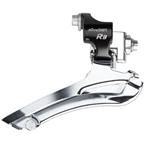 microSHIFT R8 Front Derailleur 7/8-Speed Double, 52T Max, Braze-On, Shimano Compatible
