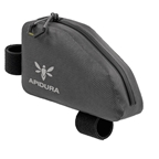 Apidura Expedition Top Tube Pack, Large Gray/Black