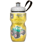 Polar Bottles Insulated Water Bottle: 12oz, Monster Truck