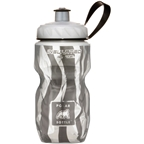 Polar Bottles Insulated Water Bottle: 12oz, Zebra