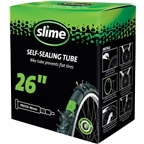 "Slime Self-Sealing Tube 26 x 1.75-2.125"", 48mm Presta Valve"