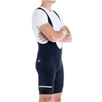 Bellwether Thermaldress Men's Bib Short Tight with Chamois: Black