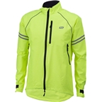 Bellwether Aqua-No Men's Jacket: Hi-Vis