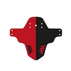 All Mountain Style Mud Guard, Red/Black