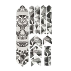 All Mountain Style Honeycomb Frame Guard XL, Skull