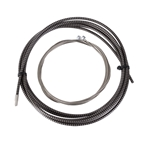 Yokozuna Reaction Brake Cable and Housing Kit, Smoke