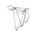 "Racktime Tourit Rack 28"" Silver"