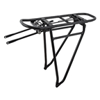 "Racktime Eco 2.0 Tour Rack 26"" w/Spring Clamp Black"