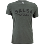 Salsa The Spice is Right Men's T-Shirt: Gray
