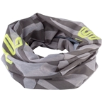 Salsa HeadFaceNeck Gaiter: Gray/Yellow One Size