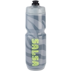 Salsa Insulated Purist Water Bottle: 23oz, Team Edition, Gray