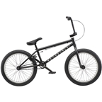 "We The People Arcade 20"" 2019 Complete BMX Bike 20.5"" Top Tube Matte Black"