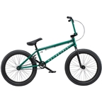 "We The People Arcade 20"" 2019 Complete BMX Bike 20.5"" Top Tube Translucent Green"