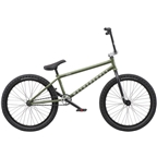 We The People Audio 22 2019 Complete BMX Bike 21.9 Top Tube Matte Olive