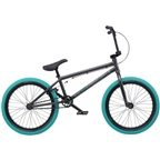"We The People CRS 20"" 2019 Complete BMX Bike 20.25"" Top Tube Anthracite Gray"