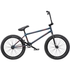 "We The People Envy 20"" 2019 Complete BMX Bike 21"" Top Tube Burnt Metal"