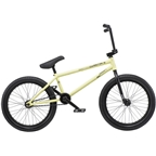 "We The People Reason 20"" 2019 Complete BMX Bike 20.75"" Top Tube Matte Pastel Yellow"