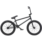 "We the People Trust 20"" 2019 Complete BMX Bike 20.75"" Top Tube Freecoaster  Right Side Drive Matte Black"