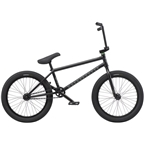 "We the People Trust 20"" 2019 Complete BMX Bike 21"" Top Tube Cassette Right Side Drive Matte Black"
