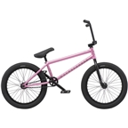 "We the People Trust 20"" 2019 Complete BMX Bike 21"" Top Tube Cassette Right  Side Drive Rose Gold"