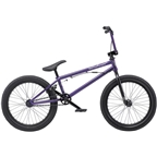 "We The People Versus 20"" 2019 Complete BMX Bike 20.65"" Top Tube Galactic Purple"