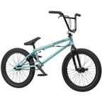 "We The People Versus 20"" 2019 Complete BMX Bike 20.65"" Top Tube Metallic Mint Green"