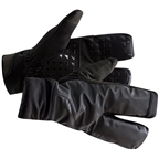 Craft Siberian 2.0 Split Finger Glove: Black