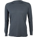 Surly Merino Raglan T-Shirt: Gray