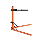 Granite Design Hex Stand, Folding Bike Stand, Orange