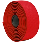Fabric Silicone Bar Tape: Red