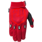 Fist Handwear Stocker Full Finger Glove: Red