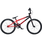 "Radio Raceline Cobalt 20"" Expert Complete BMX Bike 19.5"" Top Tube Black/Red"