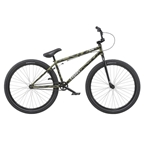 "Radio Ceptor 26"" 2019 Complete BMX Bike 22.7"" Top Tube Matte Olive Patina"