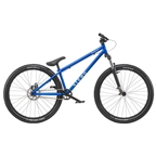 "Radio Fiend 26"" 2019 Complete Dirt Jump Bike 22.6"" Top Tube Metallic Blue"